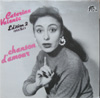 Cover: Caterina Valente - Edition 2: Chanson d´amour (1955, Teil 1)