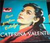 Cover: Caterina Valente - Caterina Valente / Ihre grossen Erfolge