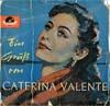 Cover: Caterina Valente - Caterina Valente / Ein Gruß von Caterina Valente (25 cm)