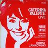 Cover: Caterina Valente - Caterina Valente / Live
