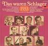 Cover: Das waren Schlager (Polydor) - Das waren Schlager (Polydor) / Das waren Schlager 1953