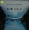 Cover: Konstantin Wecker - Konstantin Wecker / Liebesflug