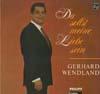 Cover: Gerhard Wendland - Gerhard Wendland / Du sollst meine Liebe sein