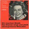 Cover: Ilse Werner - Ilse Werner / Wir machen Musik (25 cm)