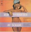 Cover: Deutsche Chansons - Deutsche Chansons / Zum Verbieten zu schade