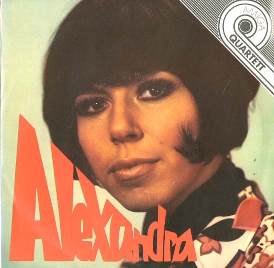 alexandra singles Complete your alexandra (7) record collection discover alexandra (7)'s full discography shop new and used vinyl and cds.