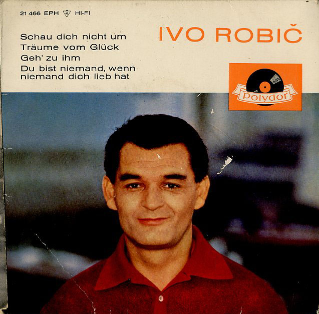 Albumcover Ivo Robic - Ivo Robic (EP)
