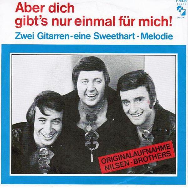 Herberts Oldiesammlung Secondhand LPs Nilsen Brothers