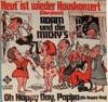 Cover: Adam und die Mickys (alias Clo-Schahs) - Adam und die Mickys (alias Clo-Schahs) / Heut ist wieder Hauskonzert (Gloryland) / Oh Häppy Day, Pappa (Oh Happy Day)