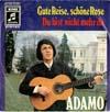 Cover: Adamo - Adamo / Gute Reise schöne Rose / Du bist nicht mehr da