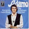 Cover: Adamo - Adamo / Komm in mein Boot / Die schönen Damen