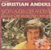 Cover: Christian Anders - Christian Anders / In den Augen der anderen / Das kann dein letztes Wort nicht sein
