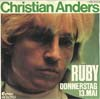 Cover: Christian Anders - Ruby / Donnerstag 13. Mai
