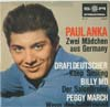 Cover: S*R International - Paul Anka: Zwei Mädchen aus Germany (EP)