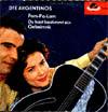 Cover: Die Argentinos - Die Argentinos / Pom-Pa_Lom/  Du hast bestimt ein Geheimnis
