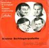 Cover: Ariola Sampler - Ariola Sampler / Kleine Schlagerpalette 2. Folge