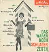 Cover: Ariola Sampler - Ariola Sampler / Das waren noch Schlager-Zeiten (8. Folge 1940 - 1941)