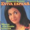 Cover: Hanna Aroni - Hanna Aroni / Eviva Espana / Wenn die Erde brennt