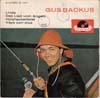 Cover: Gus Backus - Gus Backus (EP)