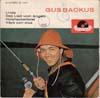 Cover: Gus Backus - Gus Backus / Gus Backus (EP)