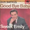 Cover: Gus Backus - Goodb Bye Baby /Sweet Emily
