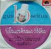 Cover: Gus Backus - Gus Backus / Sauerkraut Polka / Alle Schotten sparen