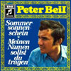 Cover: Peter Beil - Peter Beil / Sommer Sonnenschein / Meinen Namen sollst du tragen