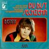 Cover: Benny - Benny / Du bist sechszehn (Youre Sixteen) / Judy