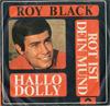 Cover: Roy Black - Roy Black / Hello Dolly / Rot ist dein Mund