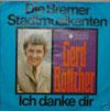 Cover: Gerd Böttcher - Gerd Böttcher / Die Bremer Stadtmusikanten / Ich danke dir