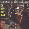 Cover: Gerd Böttcher und Detlef Engel - Gerd Böttcher und Detlef Engel / Oh Billy Billy Black (Harry Lime Theme) / Über die Prärie (Indian Love Call)