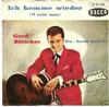 Cover: Gerd Böttcher - Gerd Böttcher / Ich komme wieder (O sole mio) / Du heut nacht