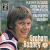 Cover: Graham Bonney - Graham Bonney / Keine Küsse und keine Tomaten / Tausend schön