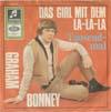 Cover: Graham Bonney - Graham Bonney / Das Girl mit dem La-La-La  / Tausendmal