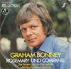 Cover: Graham Bonney - Graham Bonney / Rosemary und Companie  / Der Mann der im Fernsehen die Nachrichten spricht*