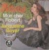 Cover: Jacqueline Boyer - Jacqueline Boyer / Mitsou / Mon cher Robert