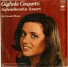 Cover: Gigliola Cinquetti - Gigliola Cinquetti / Aufwiedersehn Amore / Du fremder Mann
