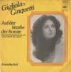 Cover: Gigliola Cinquetti - Gigliola Cinquetti / Auf der Straße der Sonne (Alle porte del sole) / Abendwind