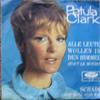 Cover: Petula Clark - Petula Clark / Alle Leute wollen in den Himmel / Schade