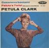 Cover: Petula Clark - Petula Clark / Casanova baciami / Petula Twist