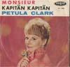 Cover: Petula Clark - Petula Clark / Monsieur / Kapitän Kapitän