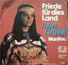 Cover: Claudia Condor - Claudia Condor / Friede für dies Land /Manitou