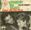 Cover: Conny und Rex Gildo - Conny und Rex Gildo / Lippenstift am Jackett (Lipstick On Your Collar) / Yes My Darling