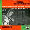 Cover: Conny Froboess - Conny Froboess / Midi- Midinette / Wer wird der Erste sein