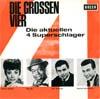 Cover: Decca Sampler - Decca Sampler / Die grossen Vier - Die aktuellen 4 Superschlager
