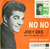 Cover: Joey Dee and the Starlighters - No No / Immer wieder