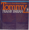 Cover: Frank Farian - Frank Farian / Spring über deinen Schatten Tommy / Was wird aus Jenny? (Rocky Teil II)