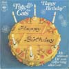Cover: Fats and his Cats - Fats and his Cats / Happy Birthday / Ich wünsch Dir zum Geburtstag alles Gute