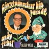 Cover: Andy Fisher - Andy Fisher / Heinzelmännchen Hip Parade / Sleep Well