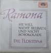 Cover: Die Floridas - Die Floridas / Ramona / Sie will nicht Blumen und nicht Schokolade